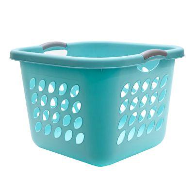 Canasta plástica  53 lt verde Sterilite