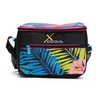 Lonchera Exodus diseño tropical