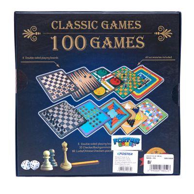 Juego de mesa 100 juegos