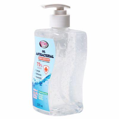 Gel antibacterial transparente 500ml
