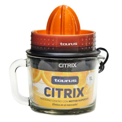 Exprimidor de jugos Taurus Citrix