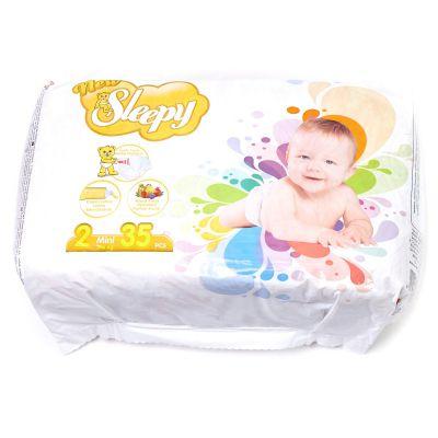 Pañales Des bebé Mini Sleepy 35 piezas